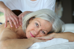 Cardiff massage for elderly and seniors
