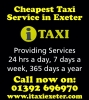 I Taxi Exeter