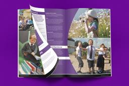 Boston Pioneers School Brochure