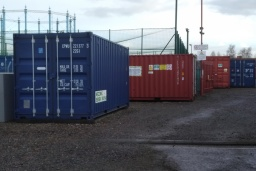 Self storage in Carlisle on a Your Lock Your Key®