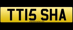 TISHA private registration number