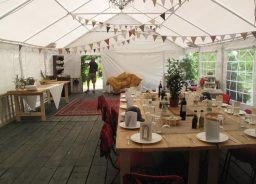 yorkshire marquee hire