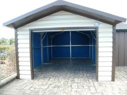 Harker Shanette Metal Garage
