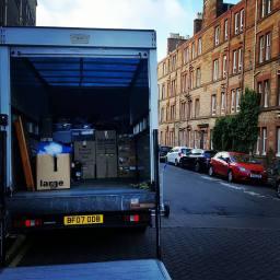 man with a van hull in edinburgh