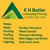 E H Butler Landscaping & Fencing