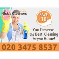 Nicks Cleaners Battersea