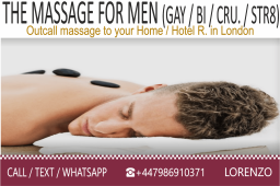 gay massage hotel massage london
