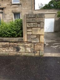 Pillar strip rebuild
