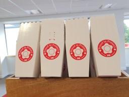 customised popcorn boxes aylin sweets london