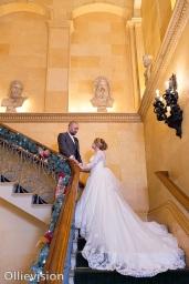 wedding photographers Oulton Hall