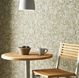 A Mosaic Effect Glazed Porcelain Tile Pupunha By Original Style 60 Cm X 60 Cm Giving All The Detail And Texture Of Mosaics In A Large Format Tile Suitable For Interior Walls