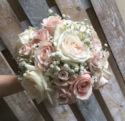 Gorgeous Bridal Bouquets by Flower Design, Ripon