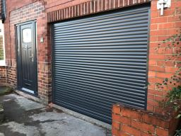 Roller Garage Doors In Any Ral Colour