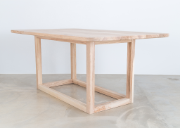 Bespoke cube dining table