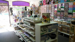 Inside Craft & Hobbies Shop in Bognor Regis PO211E