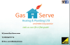 Gas Serve Heating & Plumbing ltd