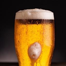 Refereshing Beer