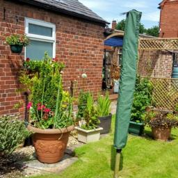 This photograph shows a part of our garden at Chester Brooklands Bed and Breakfast