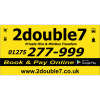 2double7 Private Hire Taxi & Minibus Transfers