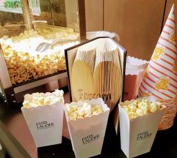 Branded Popcorn Boxes London