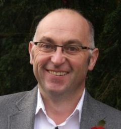 Nick Ash our Managing Director