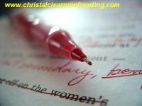 Christal Clear University Proofreading - Chester