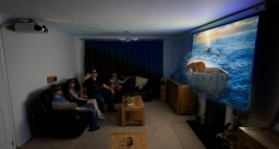 3D Lounge Home Cinema Installation. Why not call us to arrange a demonstration?