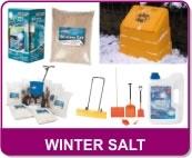 Winter Salt De-Icing Products