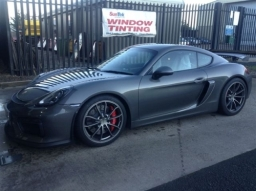 GT4 - IN FOR A DETAIL WASH.
