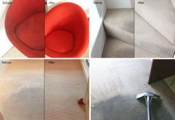 Carpet and upholstery Cleaning St Albans