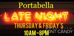 portabella late night