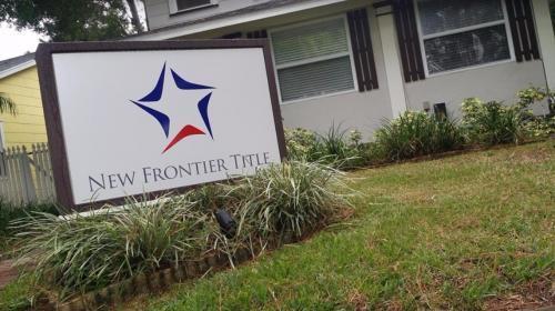 New Frontier Title 2515 1st Ave N, Saint Petersburg, FL, 33713
