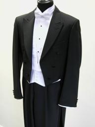 Black Tailcoat