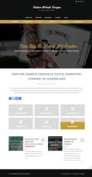 Venture Website Design website