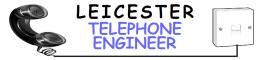 Leicester Telephone Engineer