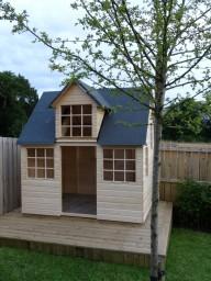 Custom made playhouse. Cullybackey