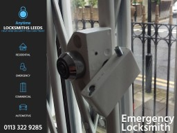 Emergency locksmiths Leeds