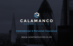 Calamanco Risk Solutions - social