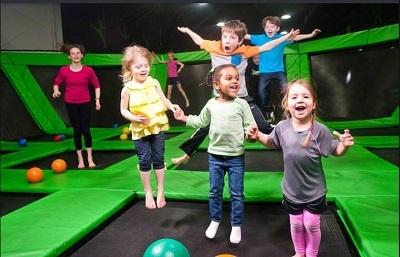 launch trampoline park queens