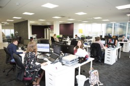 Space & Time Media Manchester Office