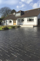 Imprinted concrete driveways and patios London
