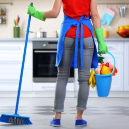 Cleaners in London