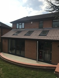 Rear extension Leicester