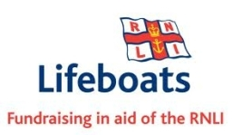We support the RNLI as our chosen charity