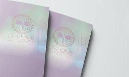 Leaflet design for Lifeline - Mind Body Soul