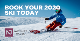 Book Your 2020 Ski Today