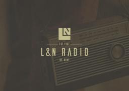 Averma L&N Radio logo design in Crawley