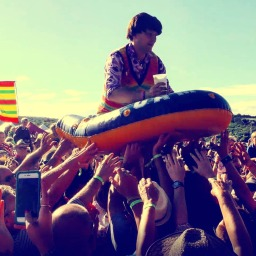 Watchet Crowd Surf
