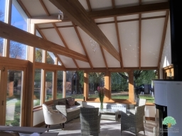 Bespoke Oak Garden Rooms Northamptonshire