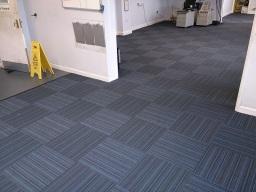 Burmatex carpet tiles